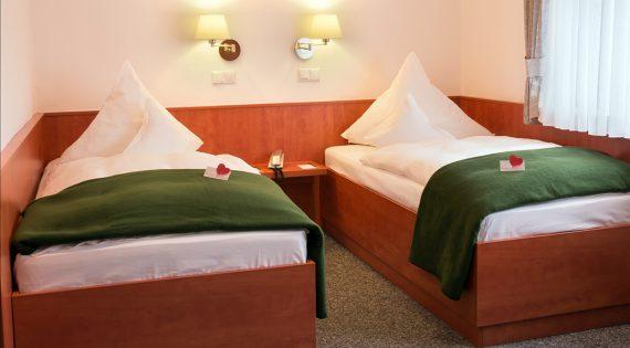 Übernachten im Hotel von der Heyde